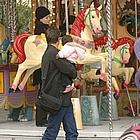 brad pitt angelina jolie maddox zahara carousel063