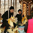 brad pitt angelina jolie maddox zahara carousel129