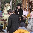 brad pitt angelina jolie maddox zahara carousel156