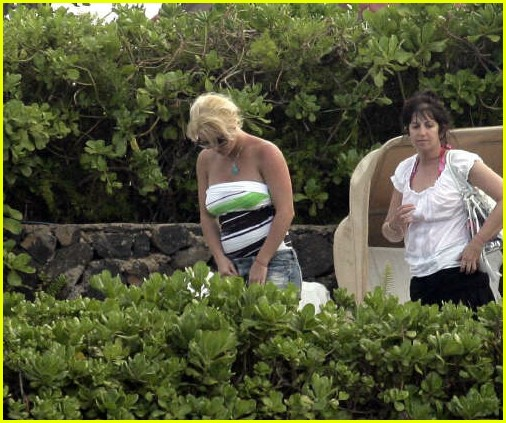 britney spears hawaii01