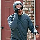 jake gyllenhaal jogging nike shox056