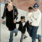 brad angelina airport24