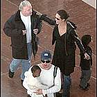 brad angelina airport34
