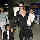brad angelina airport84
