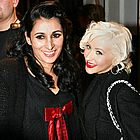 christina aguilera la fashion week06