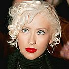 christina aguilera la fashion week07