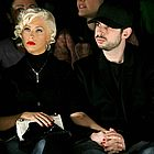 christina aguilera la fashion week22