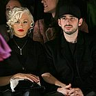 christina aguilera la fashion week25