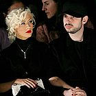 christina aguilera la fashion week28