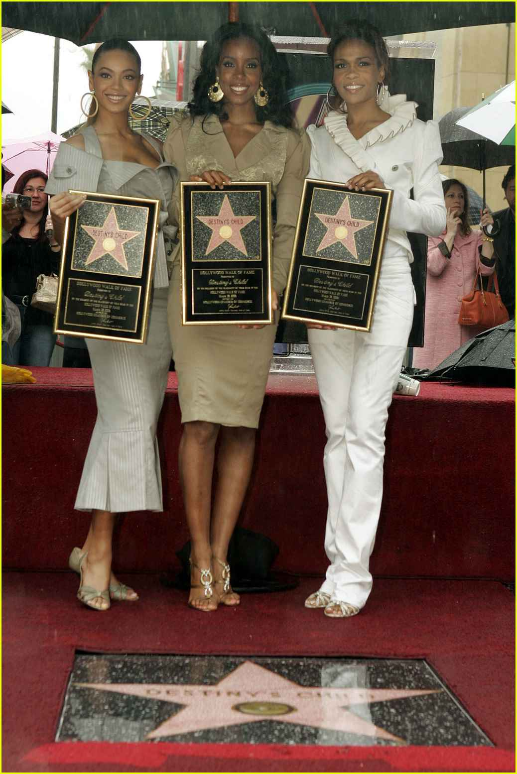 destinys child hollywood star01355791