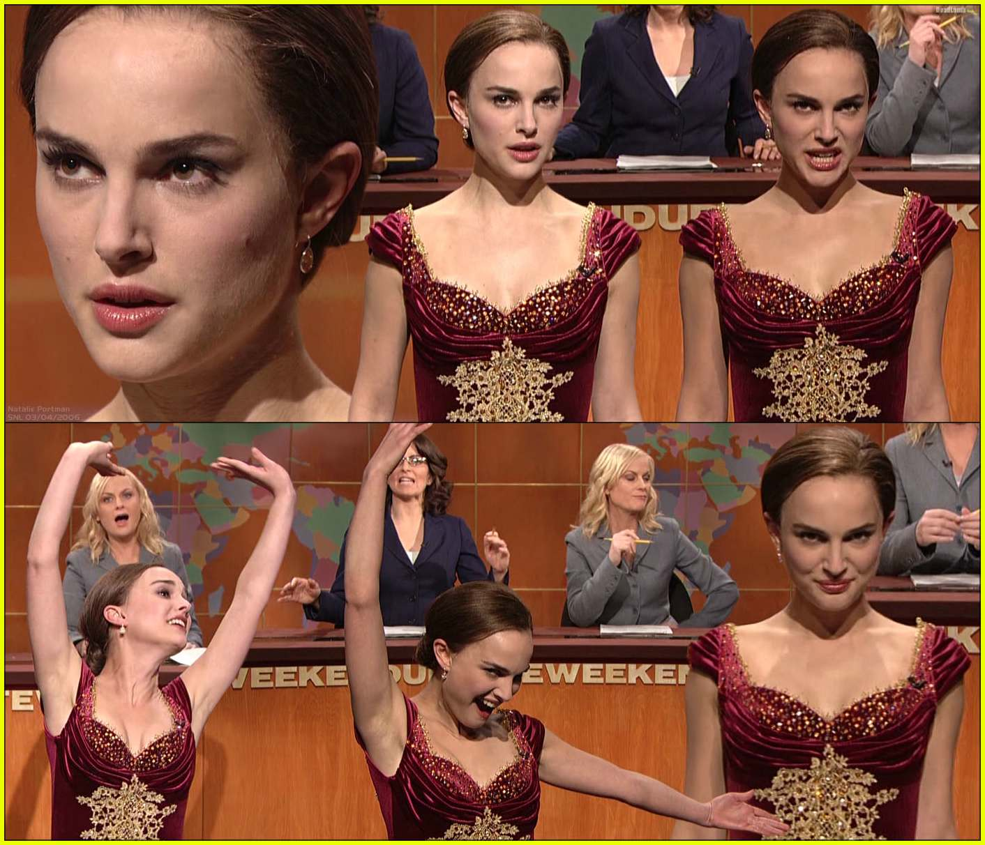 natalie portman snl30