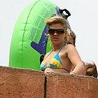kelly clarkson bikini24