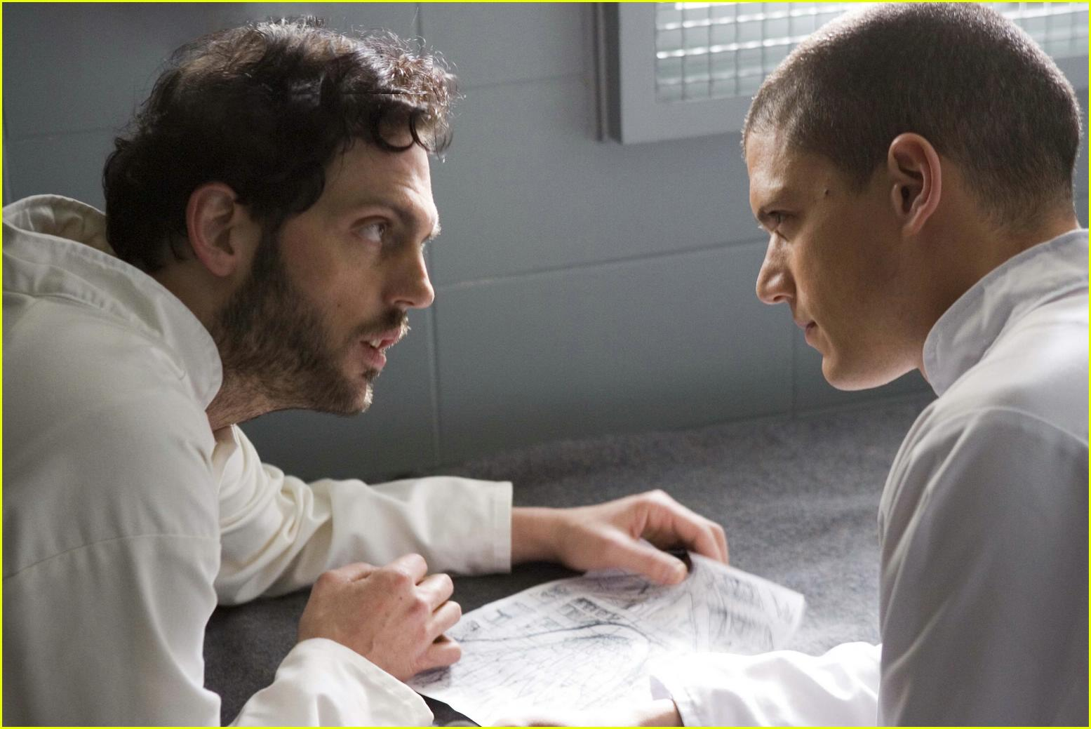Prison Break Bluff | Prison Break, Wentworth Miller Photos | Just ...