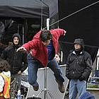 tom welling filming smallville07