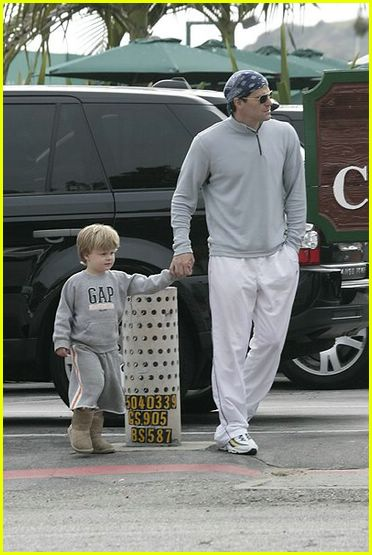 david boreanaz son01