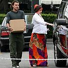 gwen stefani maternity wear36