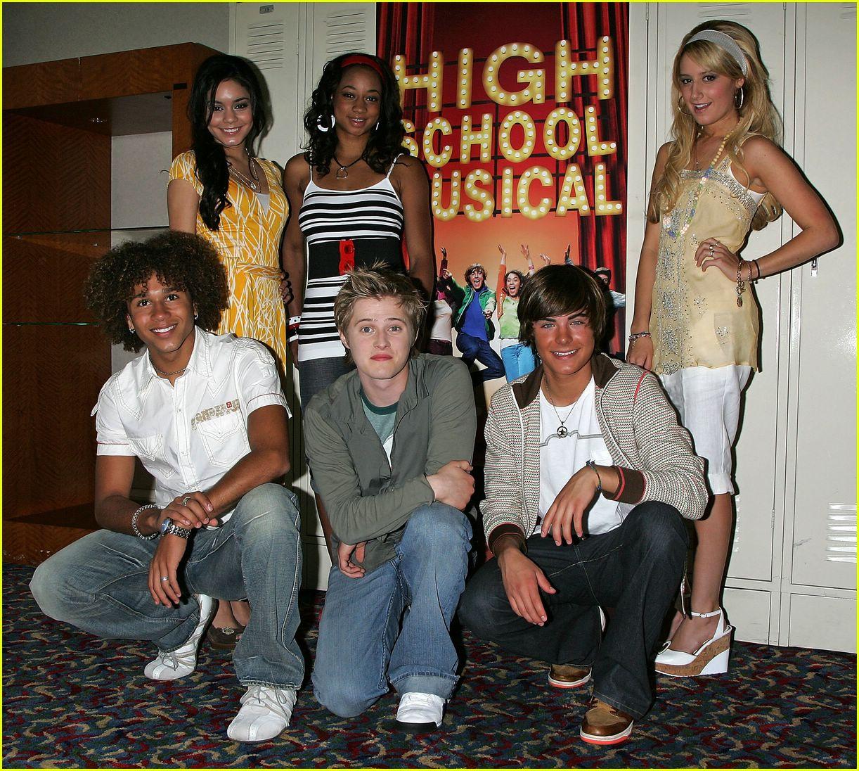 videos high schools musical: