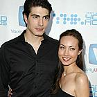 brandon routh girlfriend courtney ford08