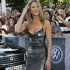 jennifer aniston silver dress15