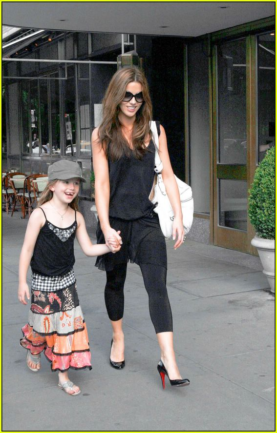 Kate Beckinsale And Lily Sheen lily sheen kate beckinsale
