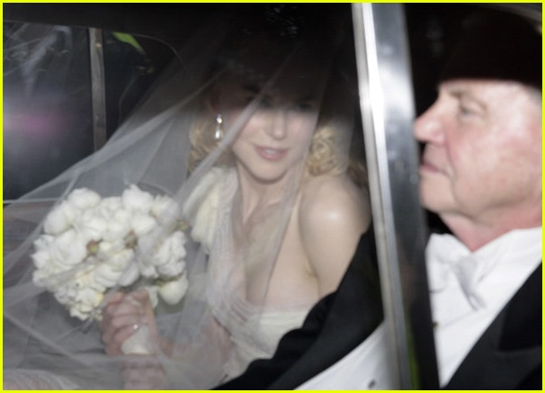 Nicole Kidman Keith Urban Wedding: Nicole Kidman Wedding Pictures: Photo 334061