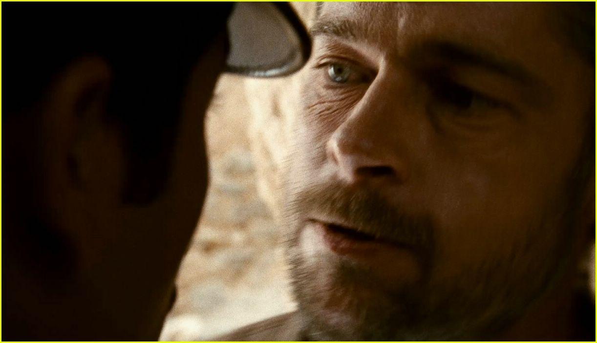Film Starring Brad Pitt And Cate Blanchett