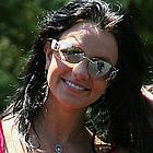 black hair britney spears 11