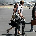 brad angelina burbank airport 21