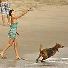 charlize theron beach11