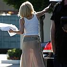 heather locklear sheer skirt 04