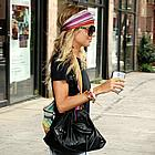 nicole richie head wrap 05