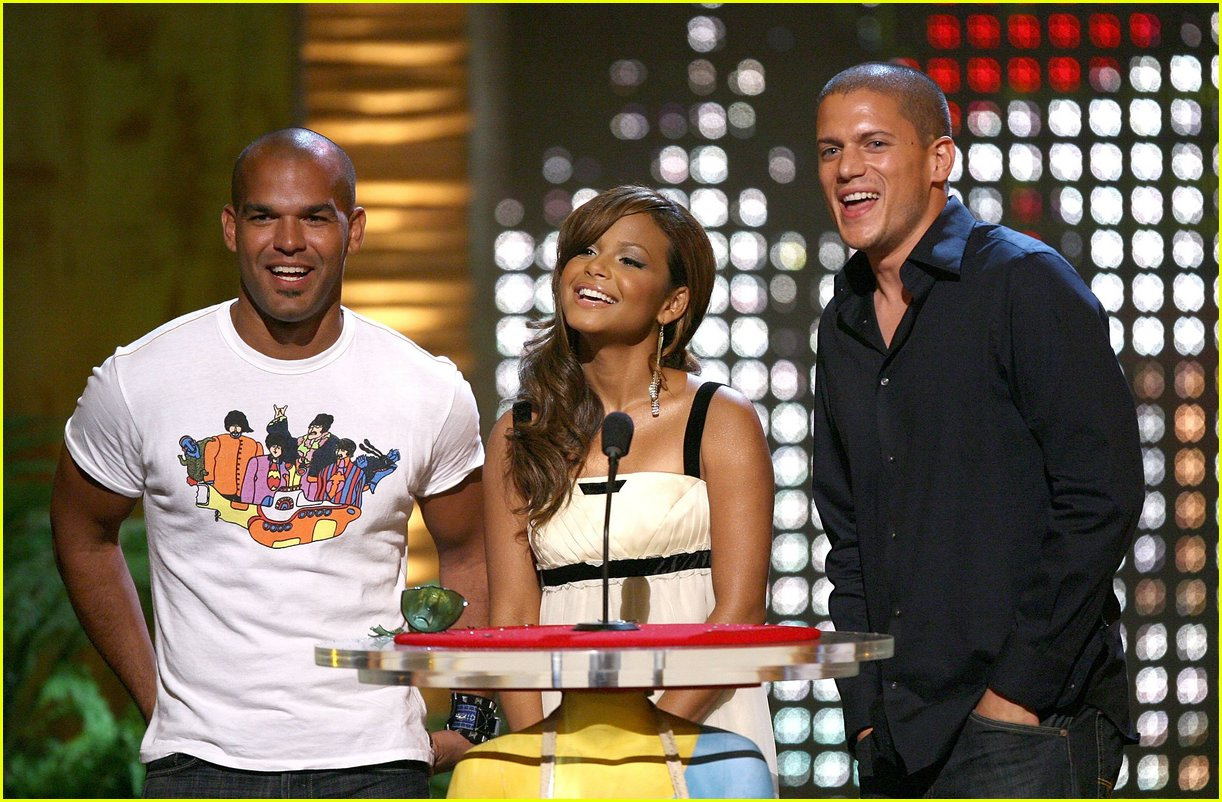 Wentworth Miller: Teen Choice Awards: Photo 264741 ...