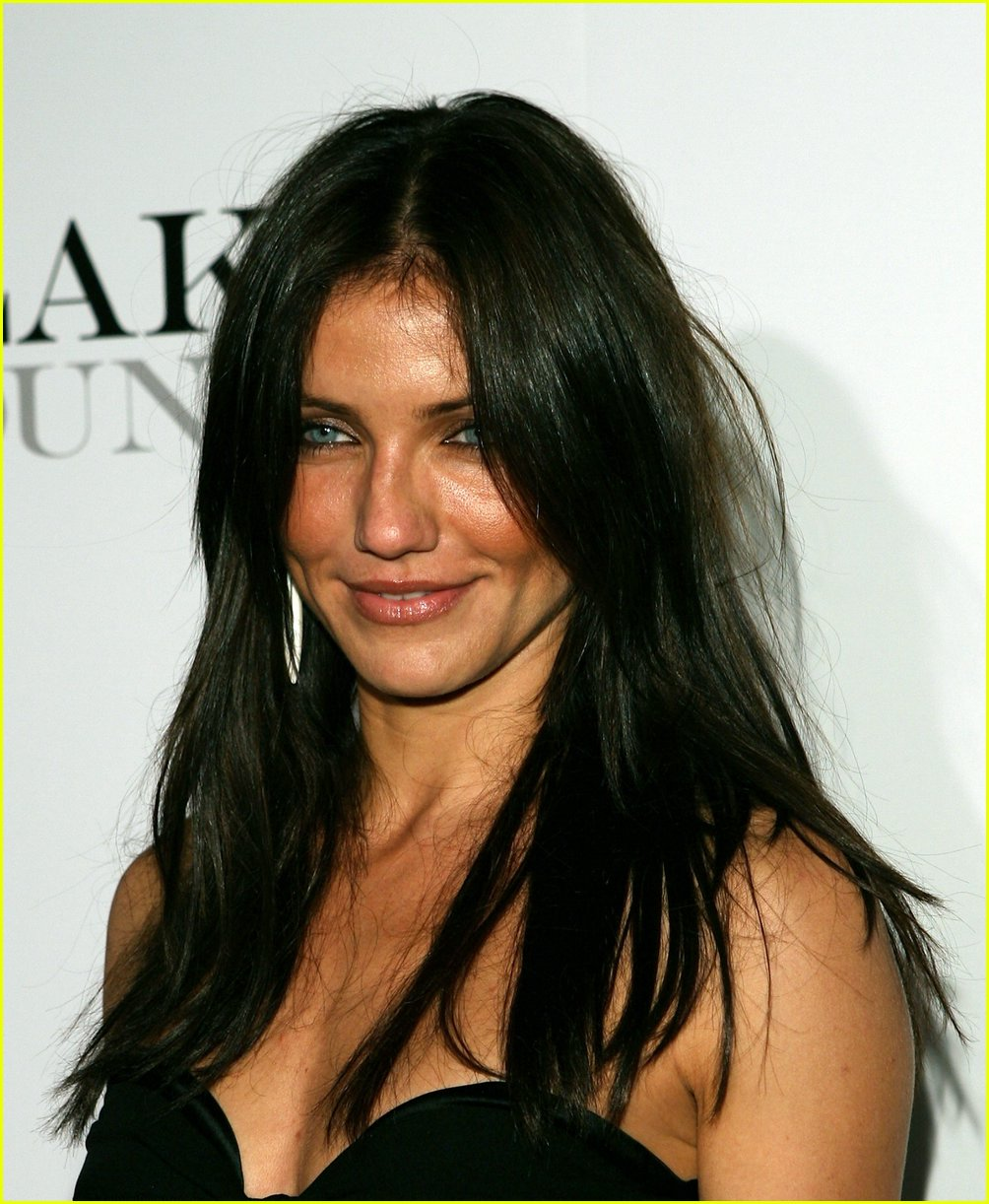 Full Sized Photo of cameron diaz hair extensions 03 ...
