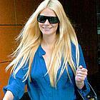 gwyneth paltrow blue kimono 05