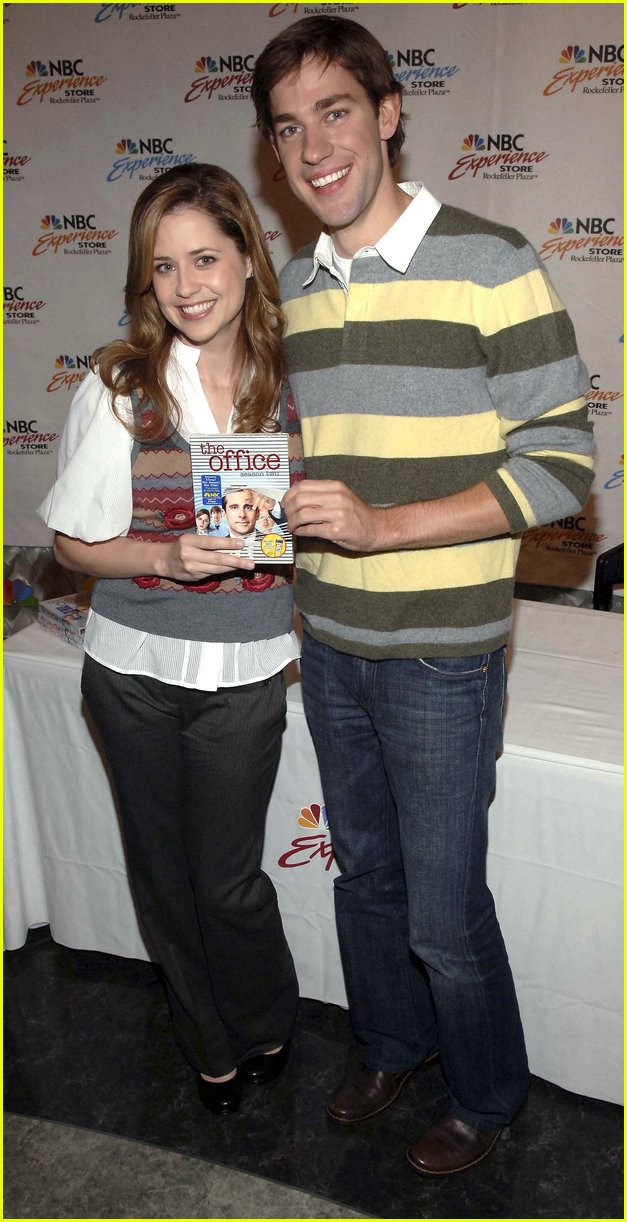 john krasinski jenna fischer 09