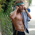 matthew mcconaughey sweaty 17