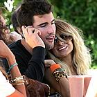 nicole richie brody jenner snuggling 10
