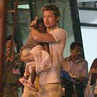 brad pitt angelina jolie goa india 03
