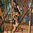 brad pitt angelina jolie goa india 04