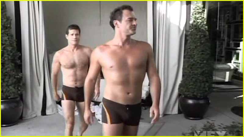 Julian Mcmahon Gay Kiss 30
