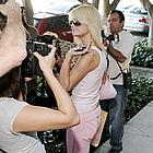 paris hilton short hair 13