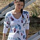 rachel bilson pajamas 02
