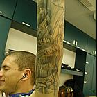 wentworth miller tattoo 11