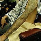 wentworth miller tattoo 13