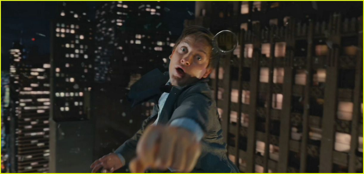 spider man 3 trailer screencaps 33