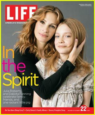 julia roberts dakota fanning life magazine 03