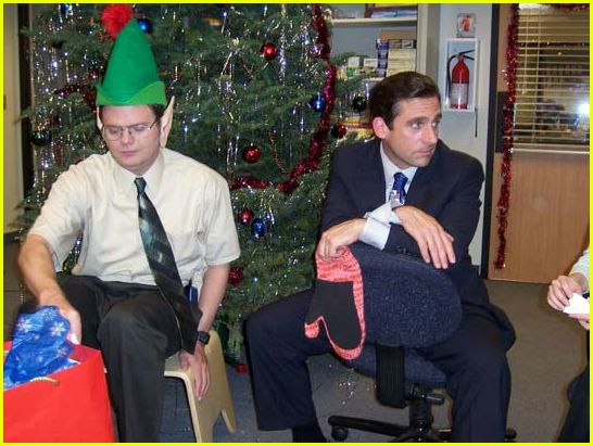 The Office USA Christmas Party