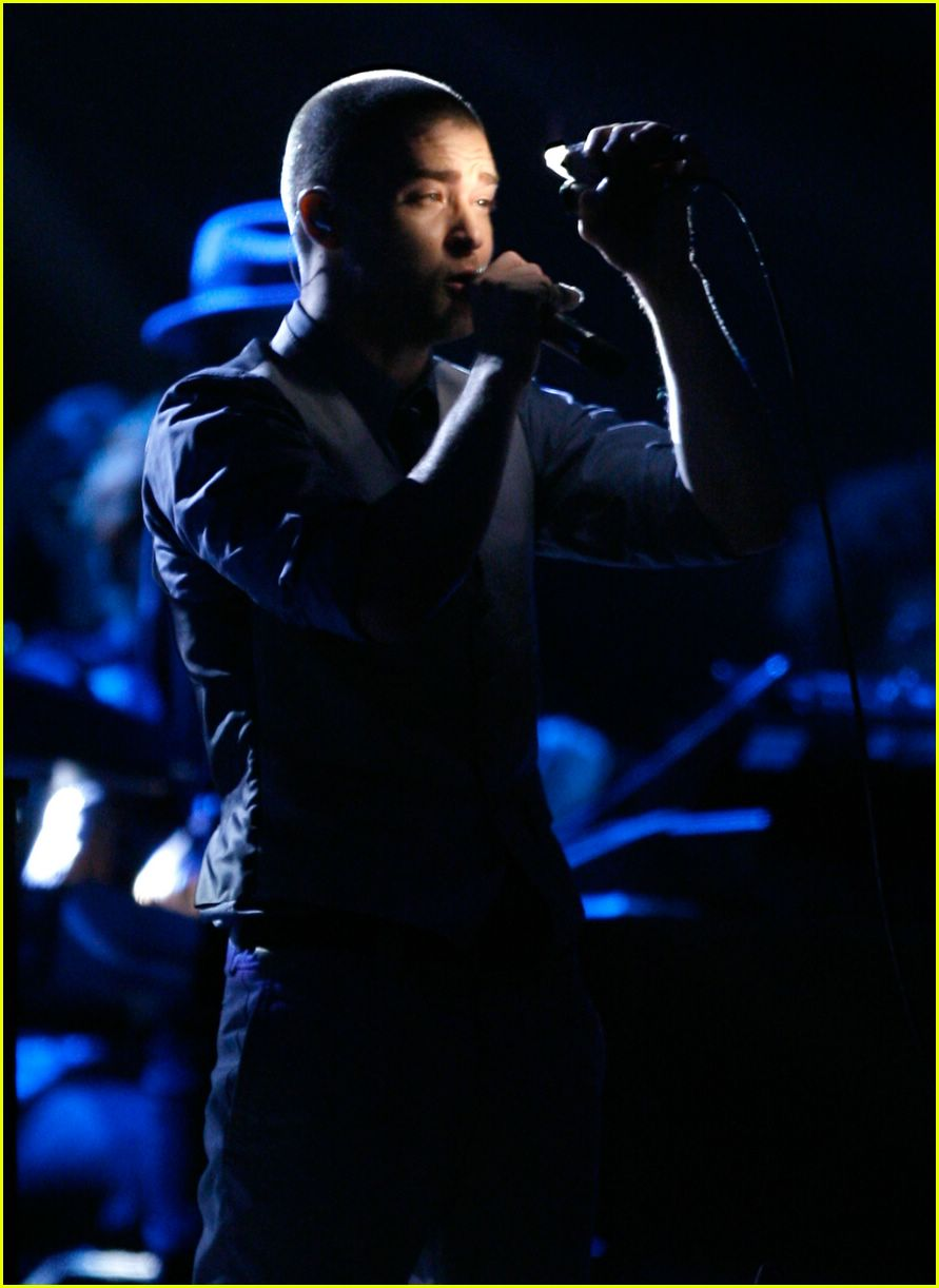 justin timberlake grammys 07