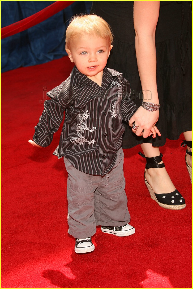 celebrity babies meet the robinsons 16