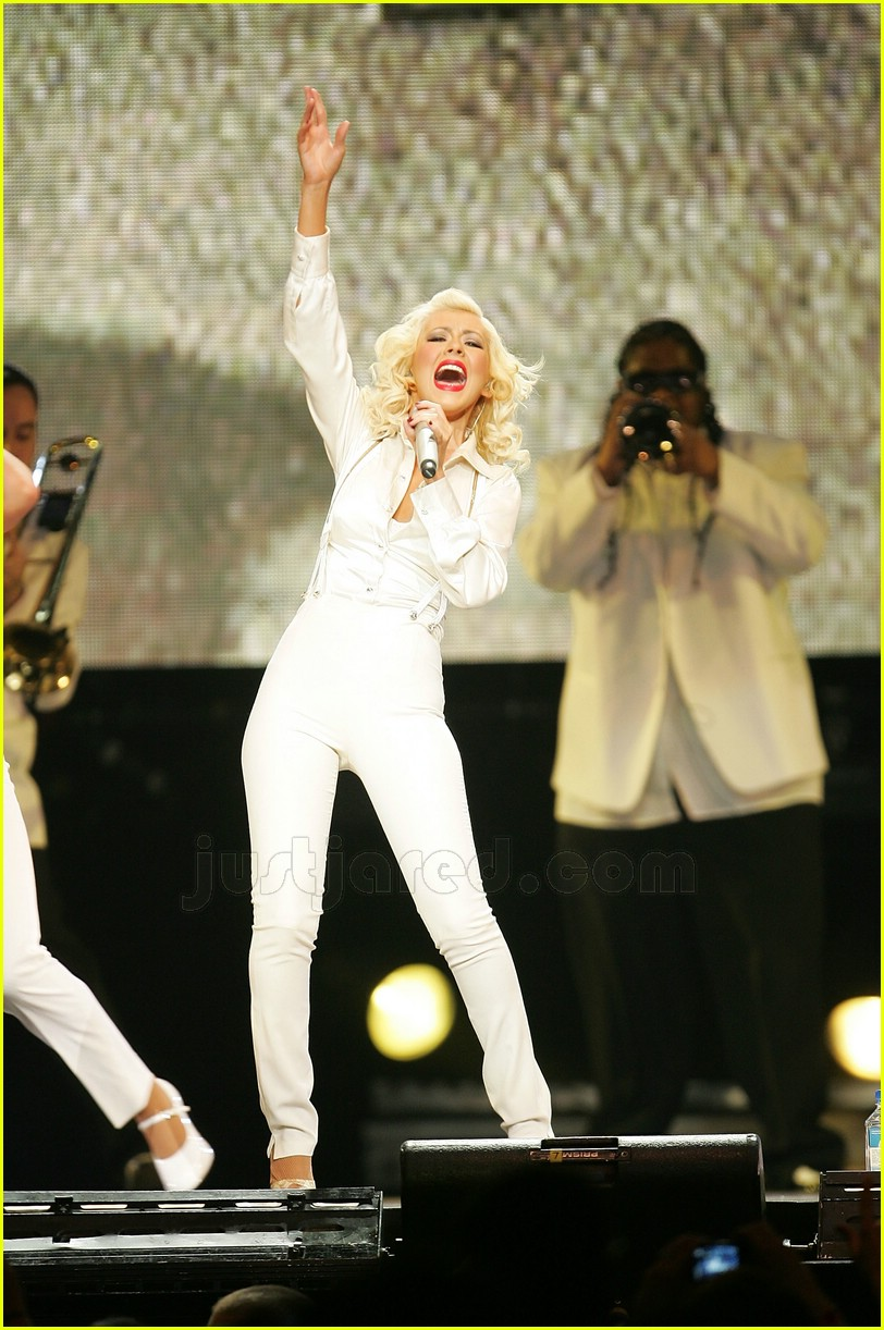 christina aguilera sheer 42